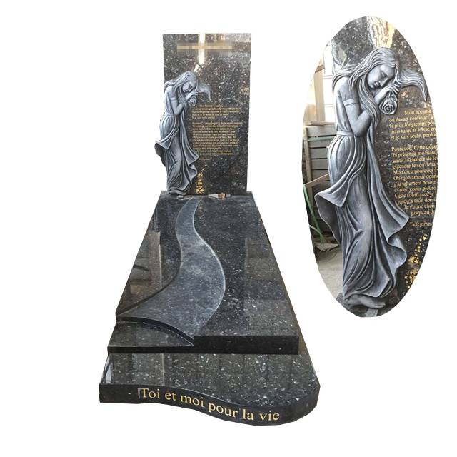 European Granite Tombstones
