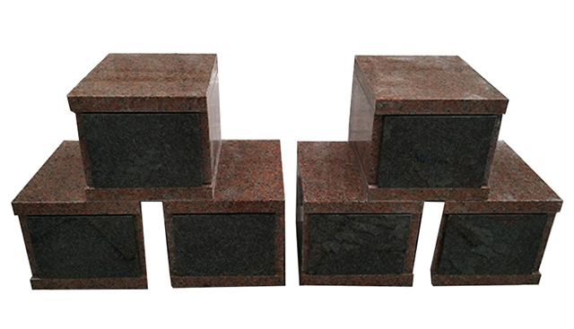 Red Granite Columbaria