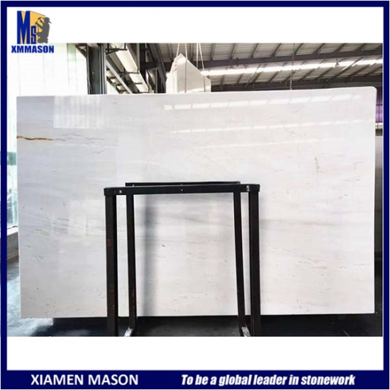 Pure White Marble Countertop